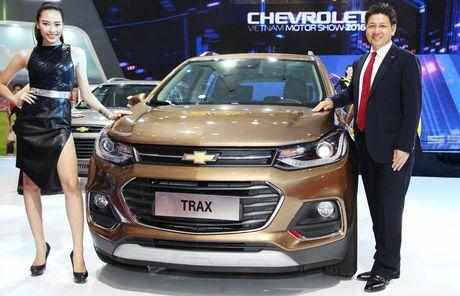 Chi tiet Chevrolet Trax 2017 gia 769 trieu vua ve Viet Nam - Anh 11
