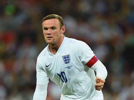 Doi tuyen Anh: Khong Kane, co hoi nao cho Rooney? - Anh 1