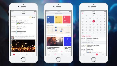 Facebook ra ung dung quan ly su kien doc lap cho iPhone, iPad - Anh 1