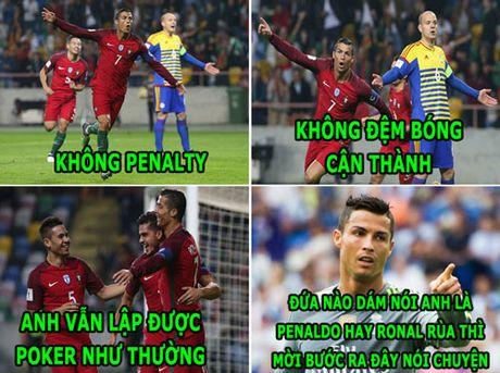 HAU TRUONG (8.10): Ronaldo 'day khon' Pelle, Rooney bi to tron thue - Anh 4