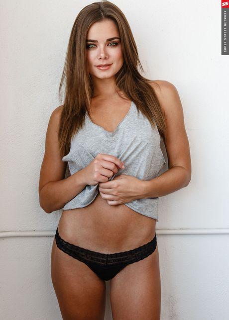 Top 20 nang Ring-girl sexy nhat the gioi (Ki 18): Dessie Mitcheson - Anh 2