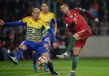 Ronaldo va tiep tuc cau chuyen ve cac doi bong nho - Anh 2
