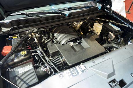 Chi tiet tu trong ra ngoai cua 'khung long' Chevrolet Silverado - Anh 10