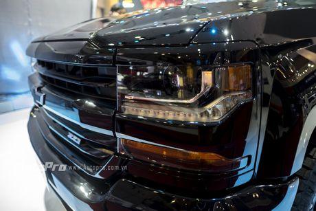 Chi tiet tu trong ra ngoai cua 'khung long' Chevrolet Silverado - Anh 4