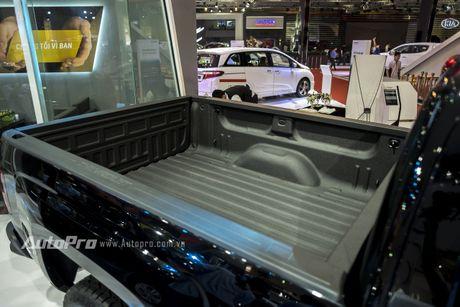Chi tiet tu trong ra ngoai cua 'khung long' Chevrolet Silverado - Anh 6