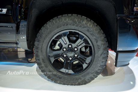 Chi tiet tu trong ra ngoai cua 'khung long' Chevrolet Silverado - Anh 7