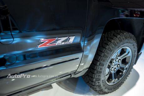Chi tiet tu trong ra ngoai cua 'khung long' Chevrolet Silverado - Anh 8