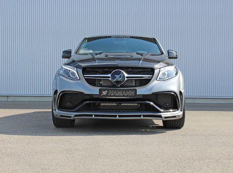 Mercedes-AMG GLE 63 Coupe 'sieu du' voi goi do Hamann - Anh 2
