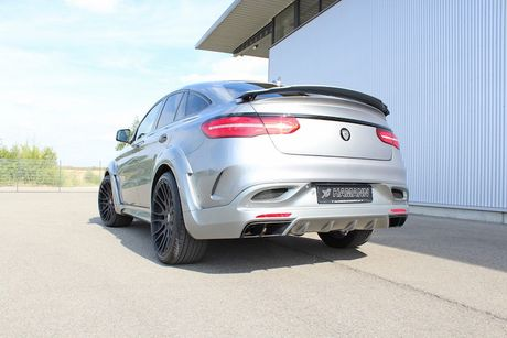 Mercedes-AMG GLE 63 Coupe 'sieu du' voi goi do Hamann - Anh 4