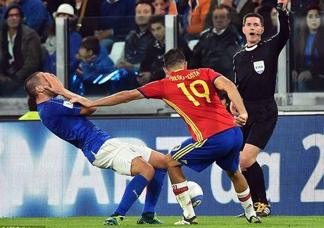 """""""Hiem hoa"""" Diego Costa - Anh 1"""