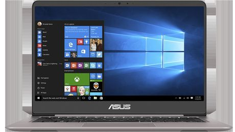 Asus ZenBook UX410: laptop mong 18,95mm, vien mong, 14' Full-HD, co GPU roi - Anh 5