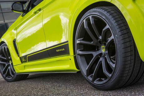 Lumma Design nang cap BMW X6 M voi ngoai that the thao hon, dong co 750 HP, toc do 300 km/h - Anh 10