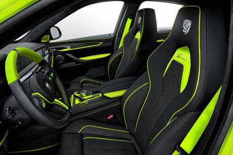 Lumma Design nang cap BMW X6 M voi ngoai that the thao hon, dong co 750 HP, toc do 300 km/h - Anh 11