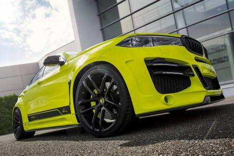 Lumma Design nang cap BMW X6 M voi ngoai that the thao hon, dong co 750 HP, toc do 300 km/h - Anh 2