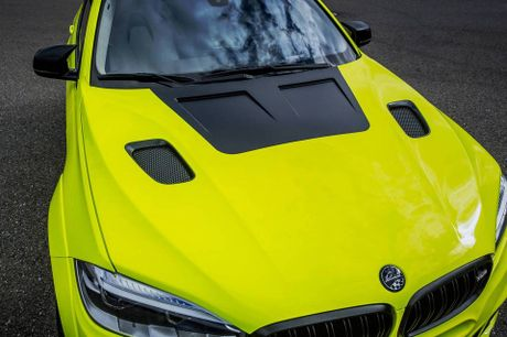 Lumma Design nang cap BMW X6 M voi ngoai that the thao hon, dong co 750 HP, toc do 300 km/h - Anh 3