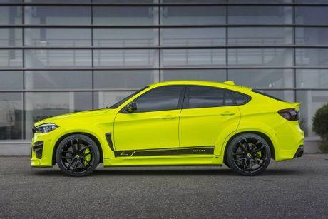 Lumma Design nang cap BMW X6 M voi ngoai that the thao hon, dong co 750 HP, toc do 300 km/h - Anh 5