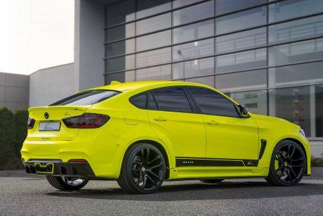 Lumma Design nang cap BMW X6 M voi ngoai that the thao hon, dong co 750 HP, toc do 300 km/h - Anh 7