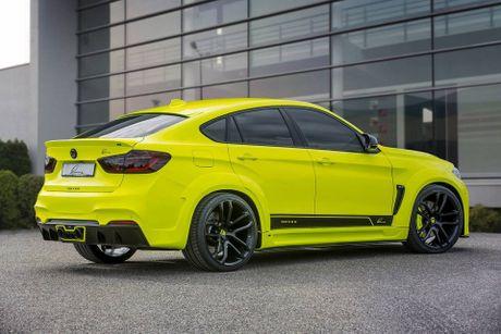 Lumma Design nang cap BMW X6 M voi ngoai that the thao hon, dong co 750 HP, toc do 300 km/h - Anh 8