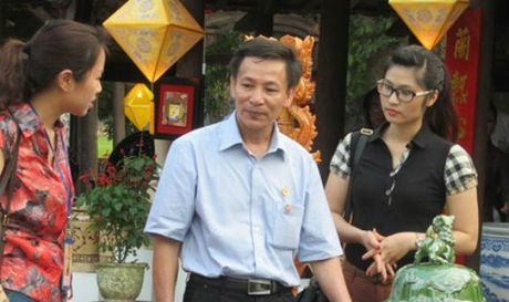 Nguoi 'giu lua' gom Bat Trang - Anh 1