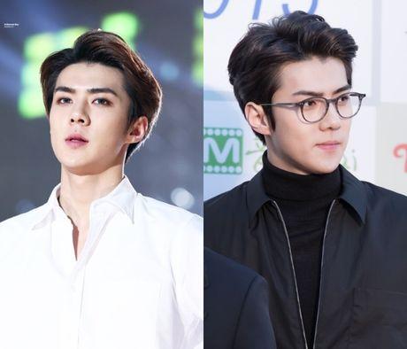 6 my nam Kpop co ngoai hinh nhu dong doi hoang toc - Anh 13