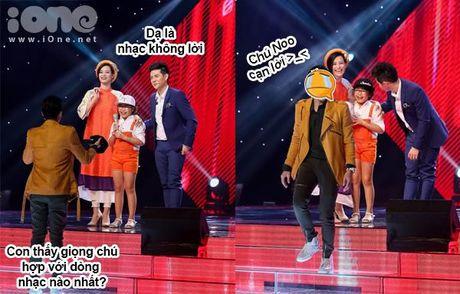 Idol cuoi (12): Noo hop nhat voi nhac... khong loi - Anh 2