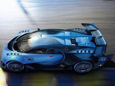 Bugatti Chiron–'Ong hoang toc do' xuat xuong gia 2,6 trieu USD - Anh 1