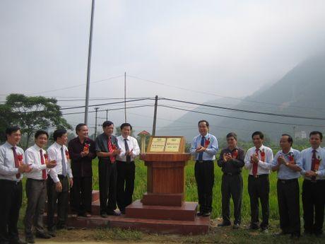Cong bo Quy hoach diem du lich quoc gia Mai Chau - Hoa Binh - Anh 2