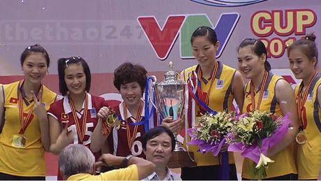 "Ki uc 4 chuc vo dich cua ""chan dai"" bong chuyen VN o VTV Cup - Anh 1"