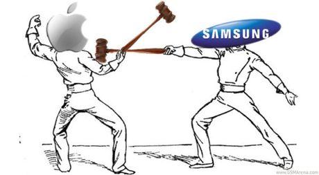 Samsung phai tra Apple 120 trieu USD tien vi pham ban quyen sang che - Anh 1