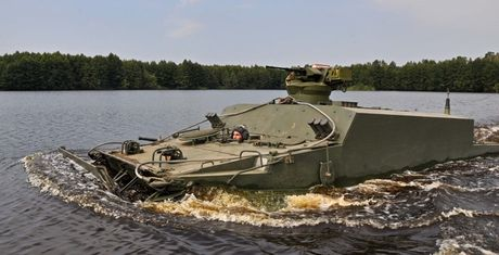 Ung vien so 1 cho vi tri xe thiet giap thay the BTR-50 - Anh 1
