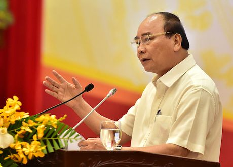 Thu tuong: 'Nhieu chu tich tinh chua bao gio tiep dan' - Anh 1