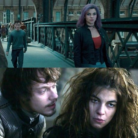 Game of Thrones va Harry Potter co diem gi chung? Chinh la nhung dien vien nay! - Anh 2