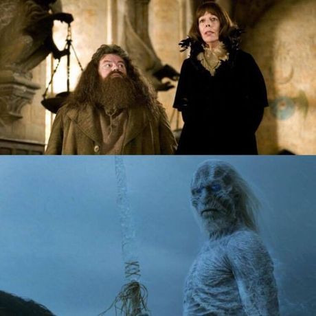 Game of Thrones va Harry Potter co diem gi chung? Chinh la nhung dien vien nay! - Anh 4