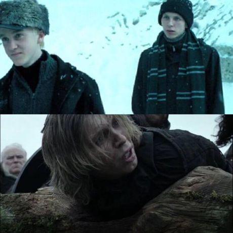 Game of Thrones va Harry Potter co diem gi chung? Chinh la nhung dien vien nay! - Anh 6
