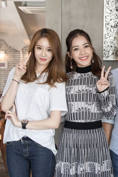 Chi Pu duoc bao Han vi nhu 'Kim Tae Hee Viet Nam' - Anh 2