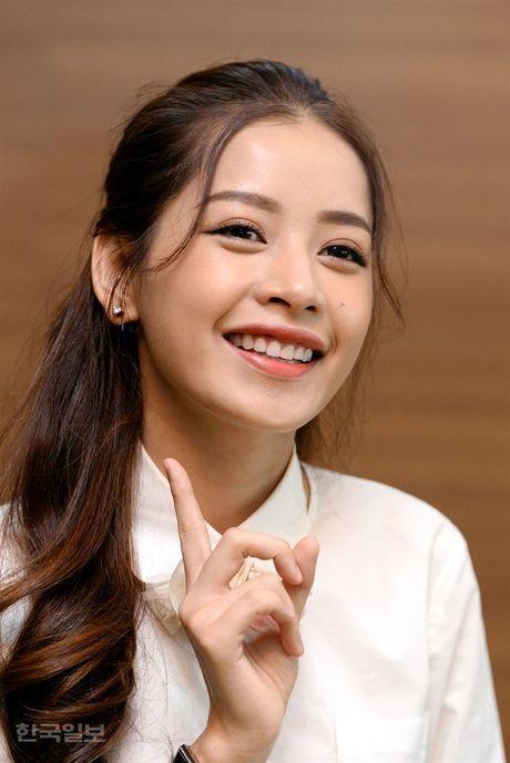 Chi Pu duoc bao Han vi nhu 'Kim Tae Hee Viet Nam' - Anh 4