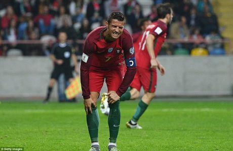 Ronaldo ghi 4 ban trong chien thang 6 sao cua Bo Dao Nha - Anh 8