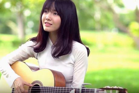 Sau cover nhac Trinh, 'Thanh nu bolero' khien fan xieu long voi anh selfie dep tuoi 20 - Anh 1