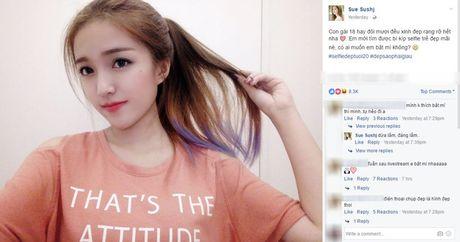 Sau cover nhac Trinh, 'Thanh nu bolero' khien fan xieu long voi anh selfie dep tuoi 20 - Anh 4