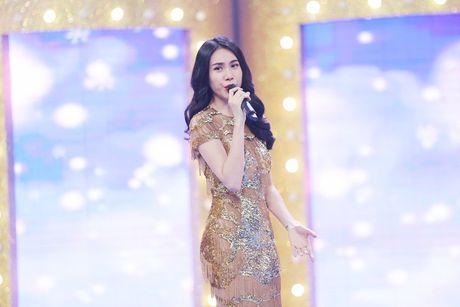 Thuy Tien - Dang Khoi tai hop the hien lai ban hit kinh dien 'Co be mua dong' - Anh 1
