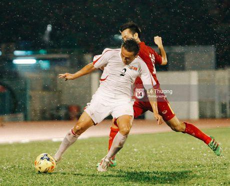 DT Viet Nam chi tap 1 buoi duy nhat truoc tran gap Indonesia - Anh 2