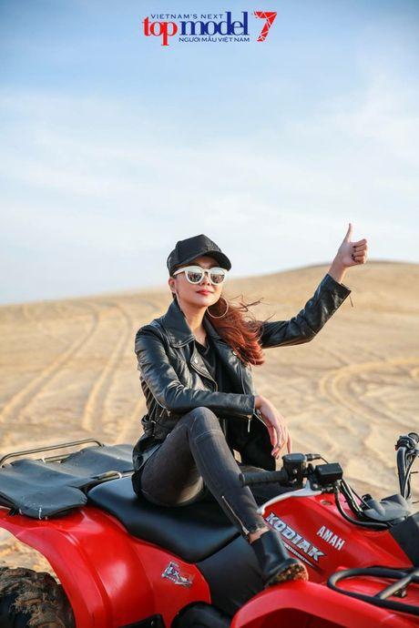 Vietnam's Next Top Model nam nay co mot host Thanh Hang qua tuyet voi! - Anh 13