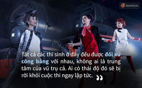 Vietnam's Next Top Model nam nay co mot host Thanh Hang qua tuyet voi! - Anh 14