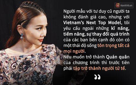 Vietnam's Next Top Model nam nay co mot host Thanh Hang qua tuyet voi! - Anh 15