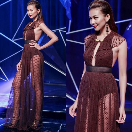 Vietnam's Next Top Model nam nay co mot host Thanh Hang qua tuyet voi! - Anh 2