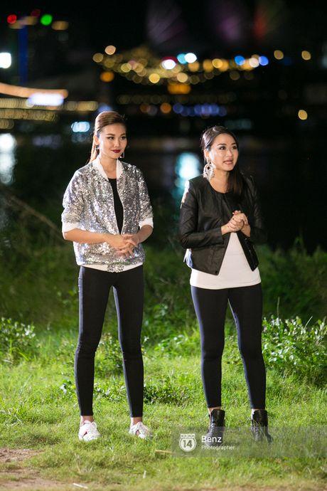 Vietnam's Next Top Model nam nay co mot host Thanh Hang qua tuyet voi! - Anh 4