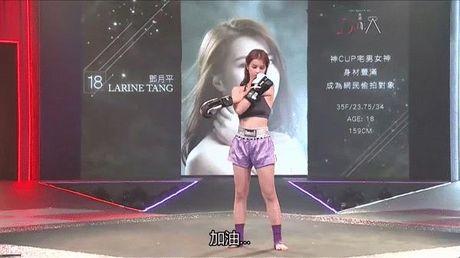 Su that ve 'nu than boxing' vua xinh dep vua boc lua dang khien cong dong mang dien dao - Anh 3