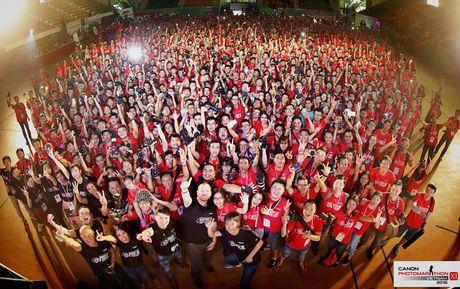 Gan 3000 tay may tham gia Canon Photomarathon 2016 Ha Noi - Anh 2