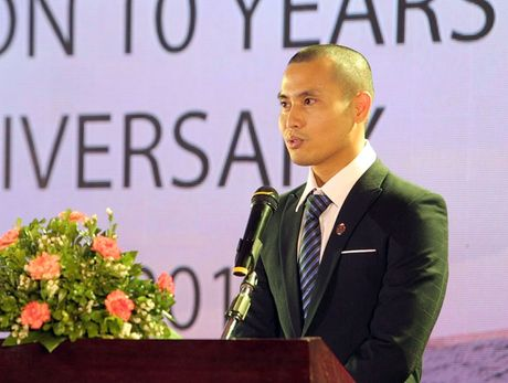 CEO 8X Nguyen Minh Quy: nam 2020 Novaon se can moc doanh thu 100 trieu USD - Anh 1