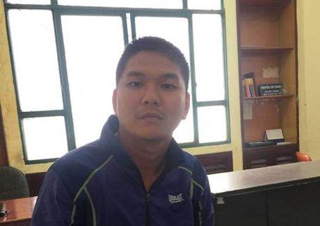 Bat nghi pham cuoi cung cua bang cuop nguy hiem o Sai Gon - Anh 1